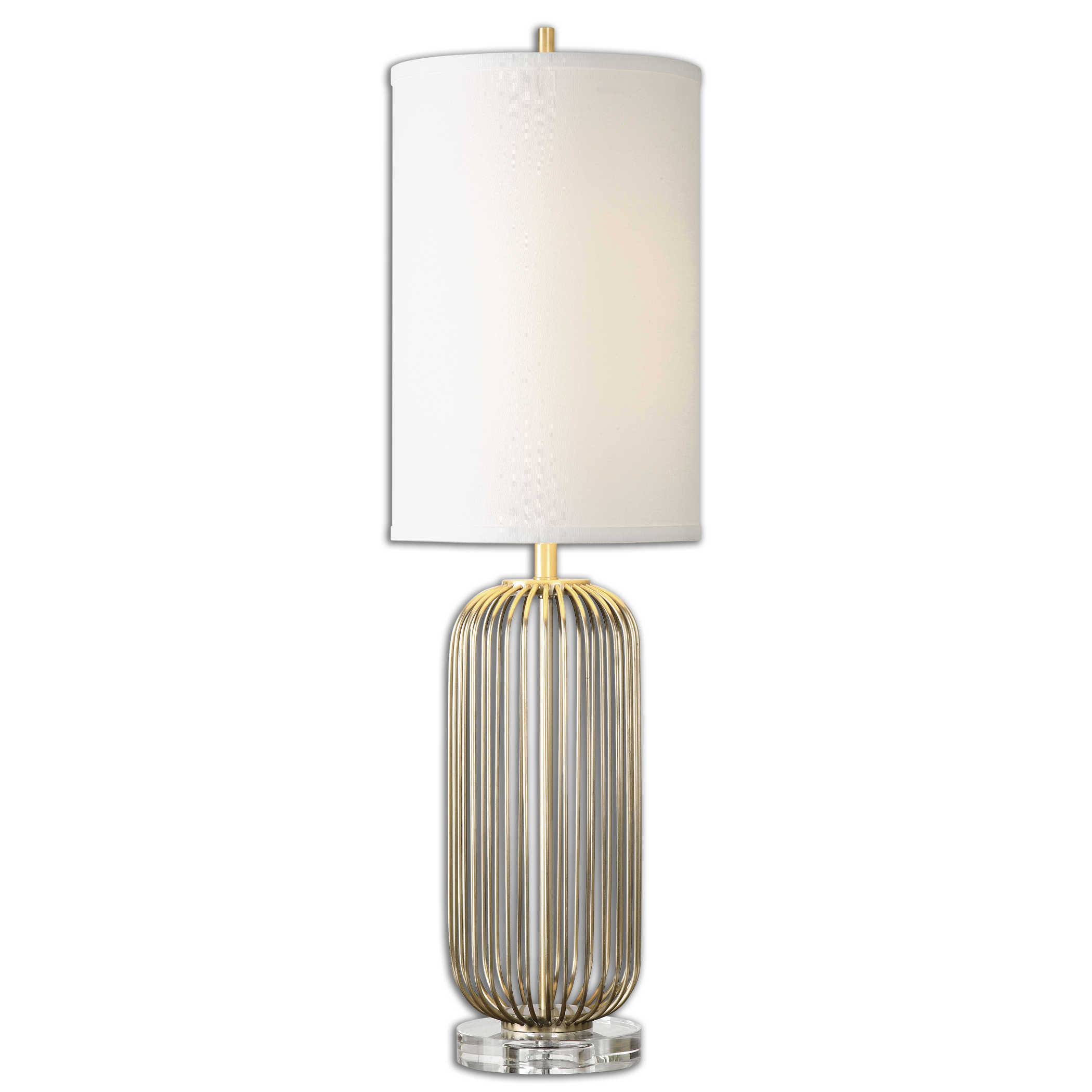 Gold Metal Lamp-$364.00
