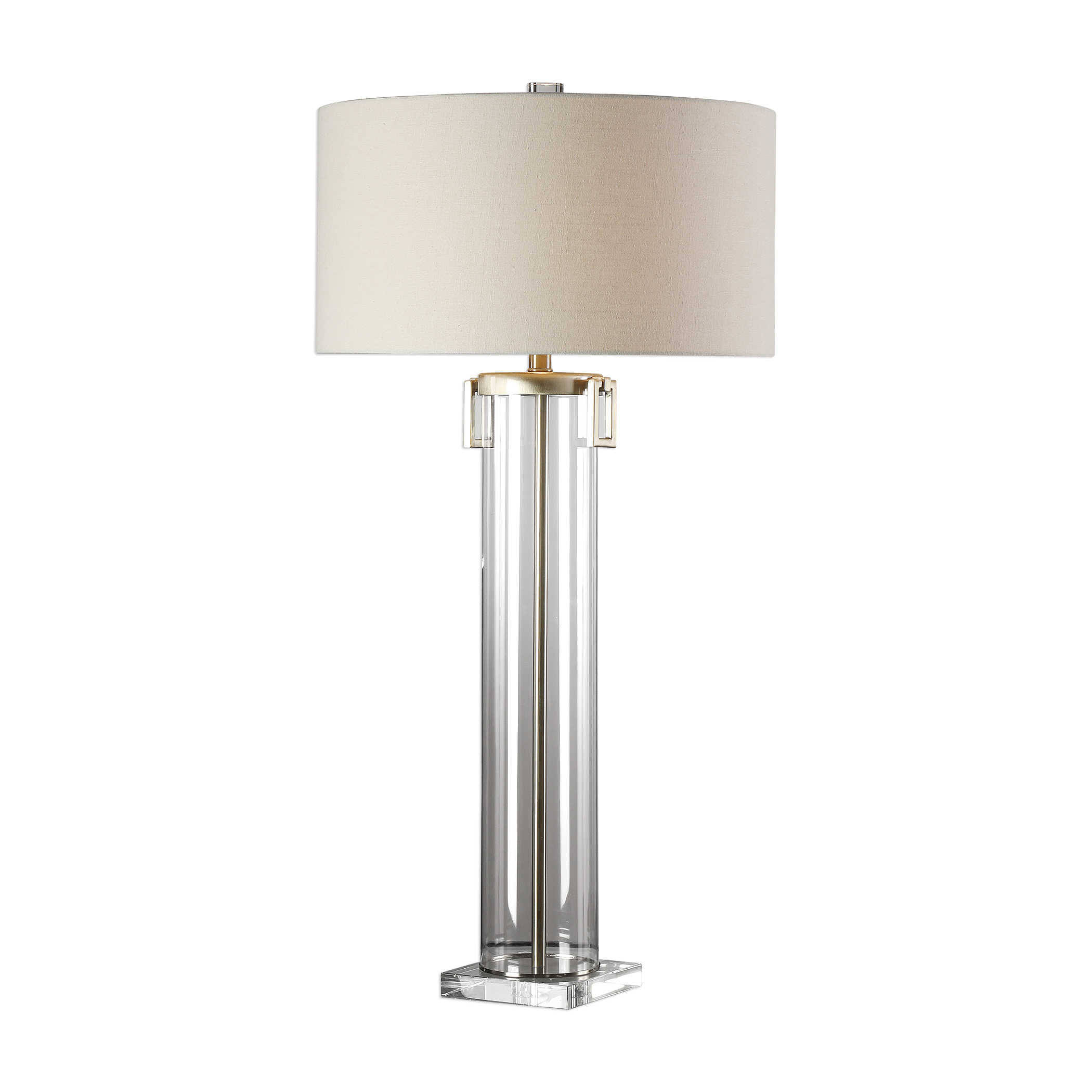 Tall Acrylic Lamp