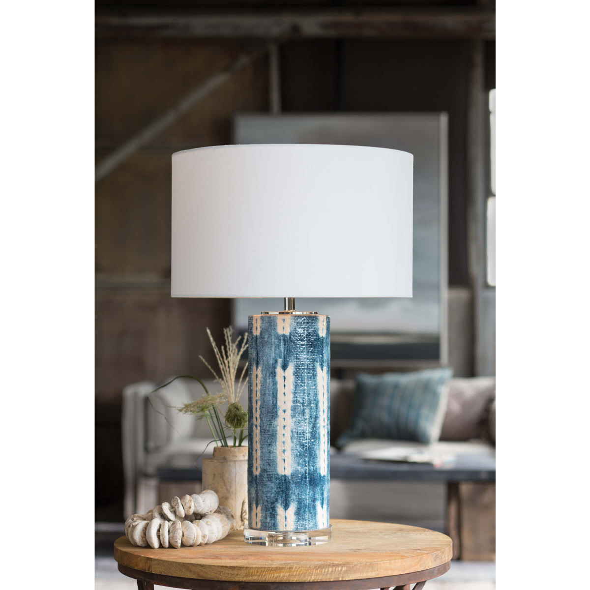 Mali Ceramic Table Lamp