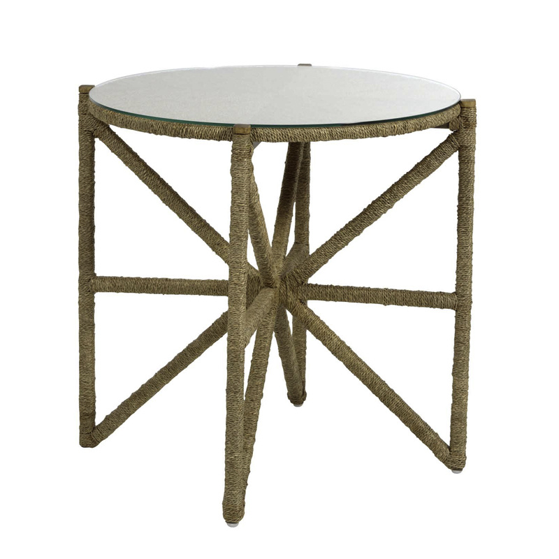 Seagrass Side Table-$840.00