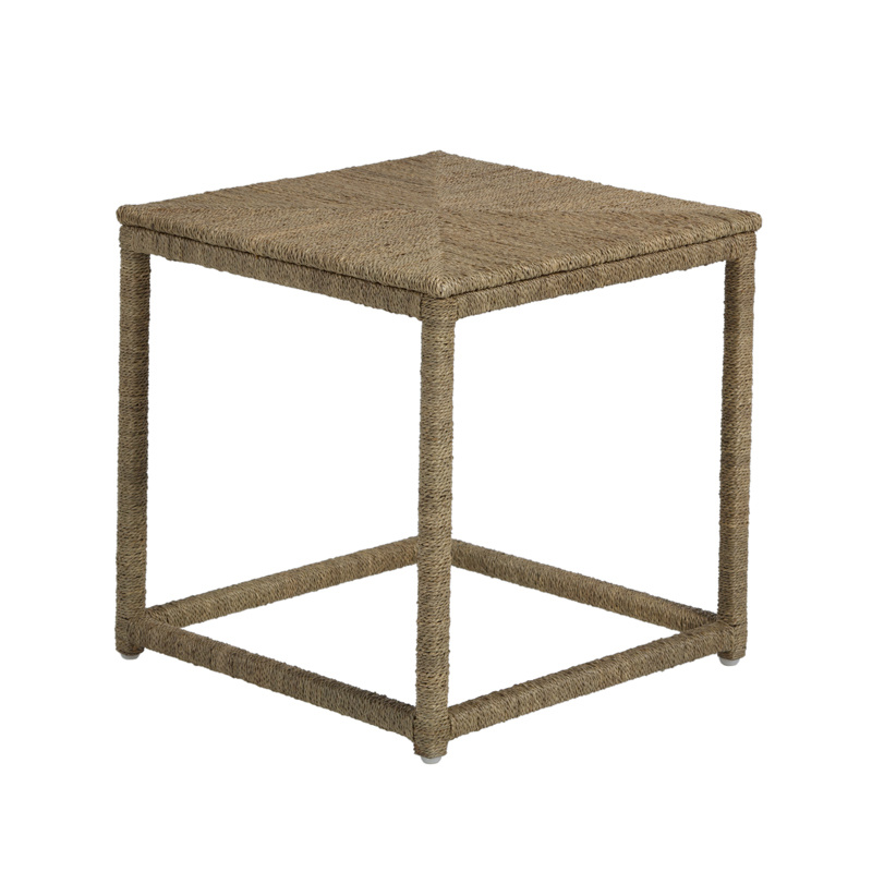 Seagrass Side Table-$550.00
