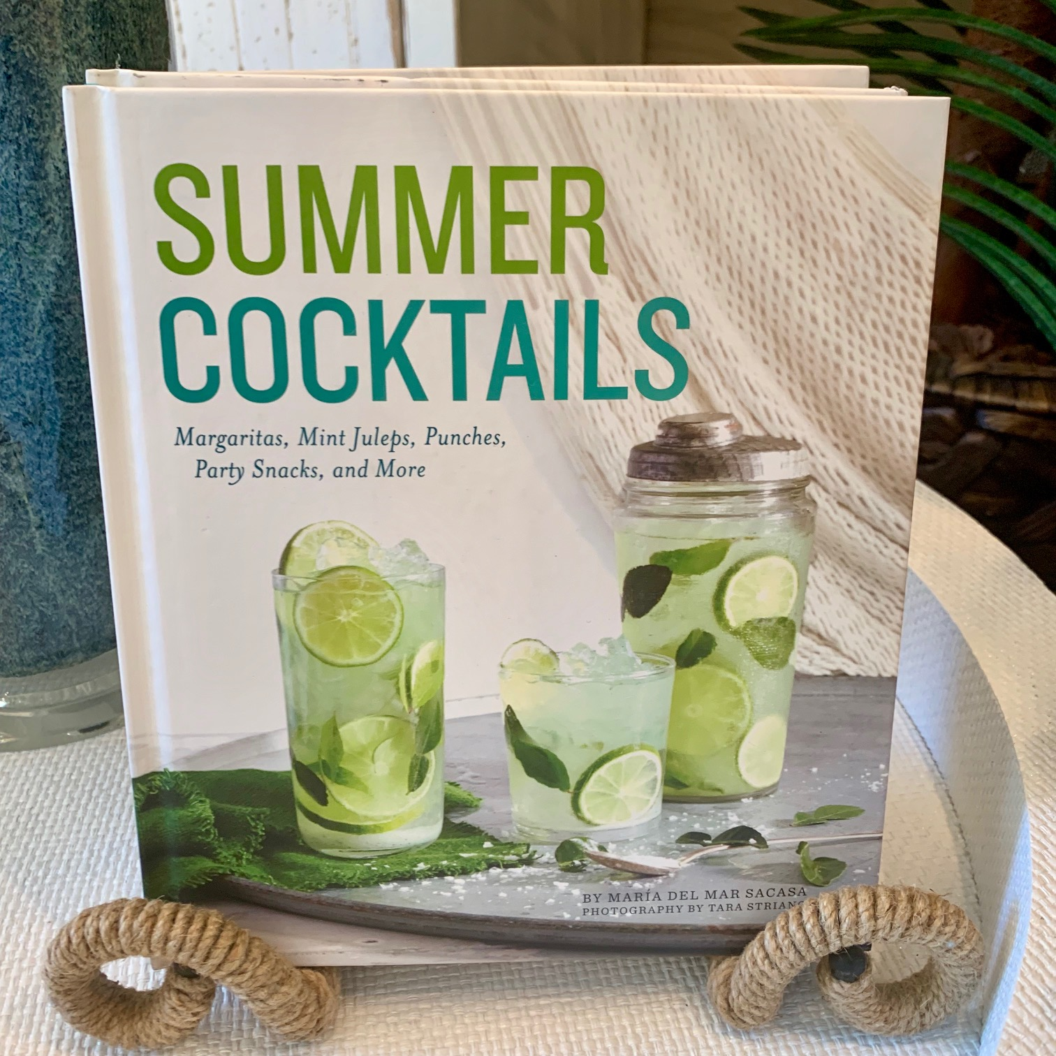 """Summer Cocktails"" Book"