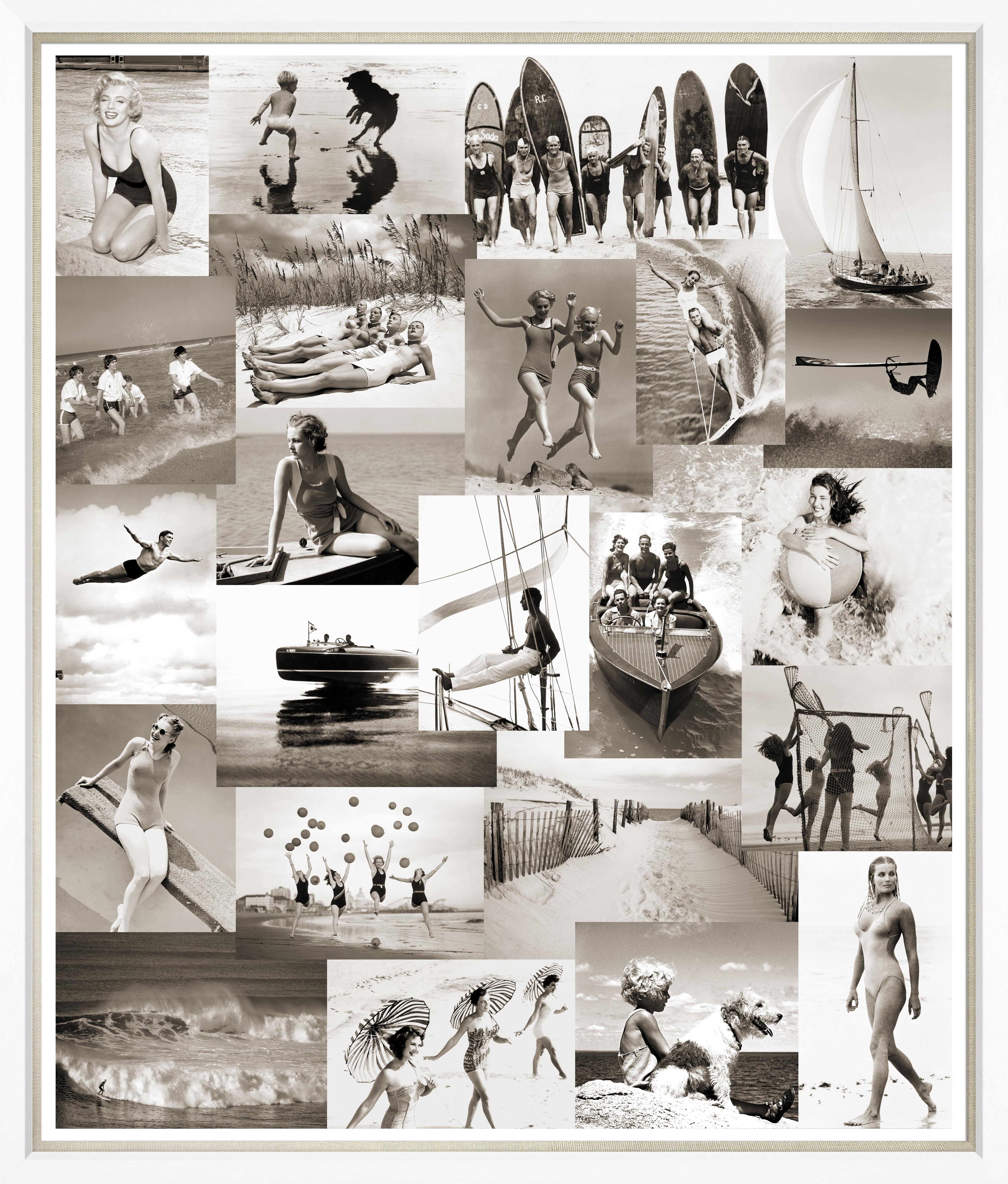"""Beach Collage II"""