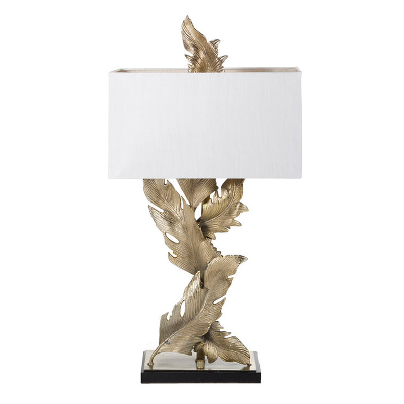 Silver Leaf Table Lamp-$840.00