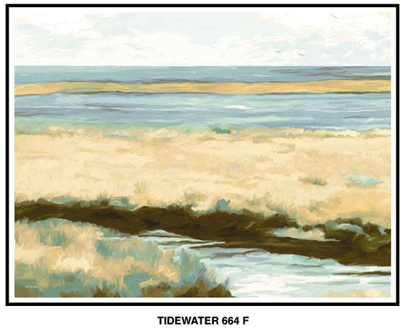 """Tidewater"" by Bob Stedman-$1,100.00"