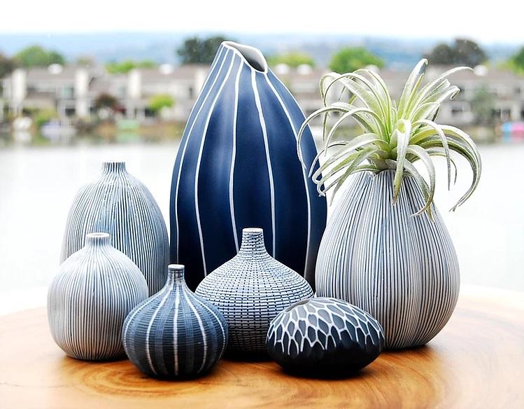 Mini porcelain ceramics