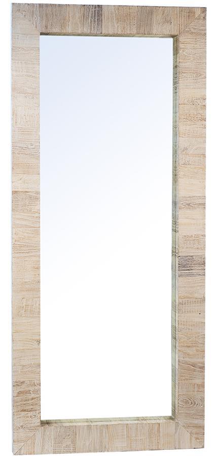 Reclaimed Elm Floor Mirror-$1,348.00