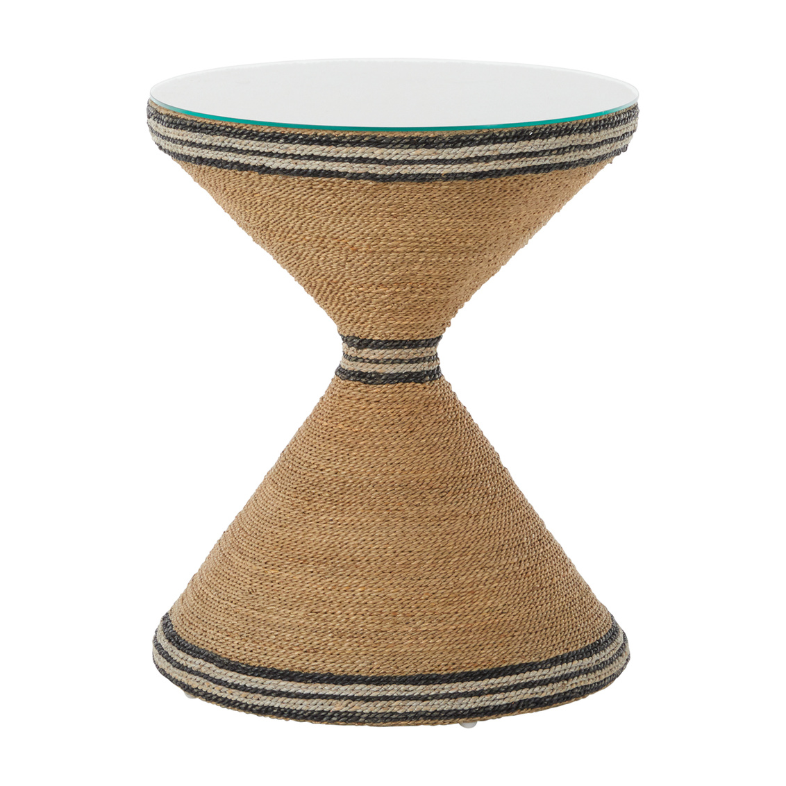 Seagrass Hourglass Table