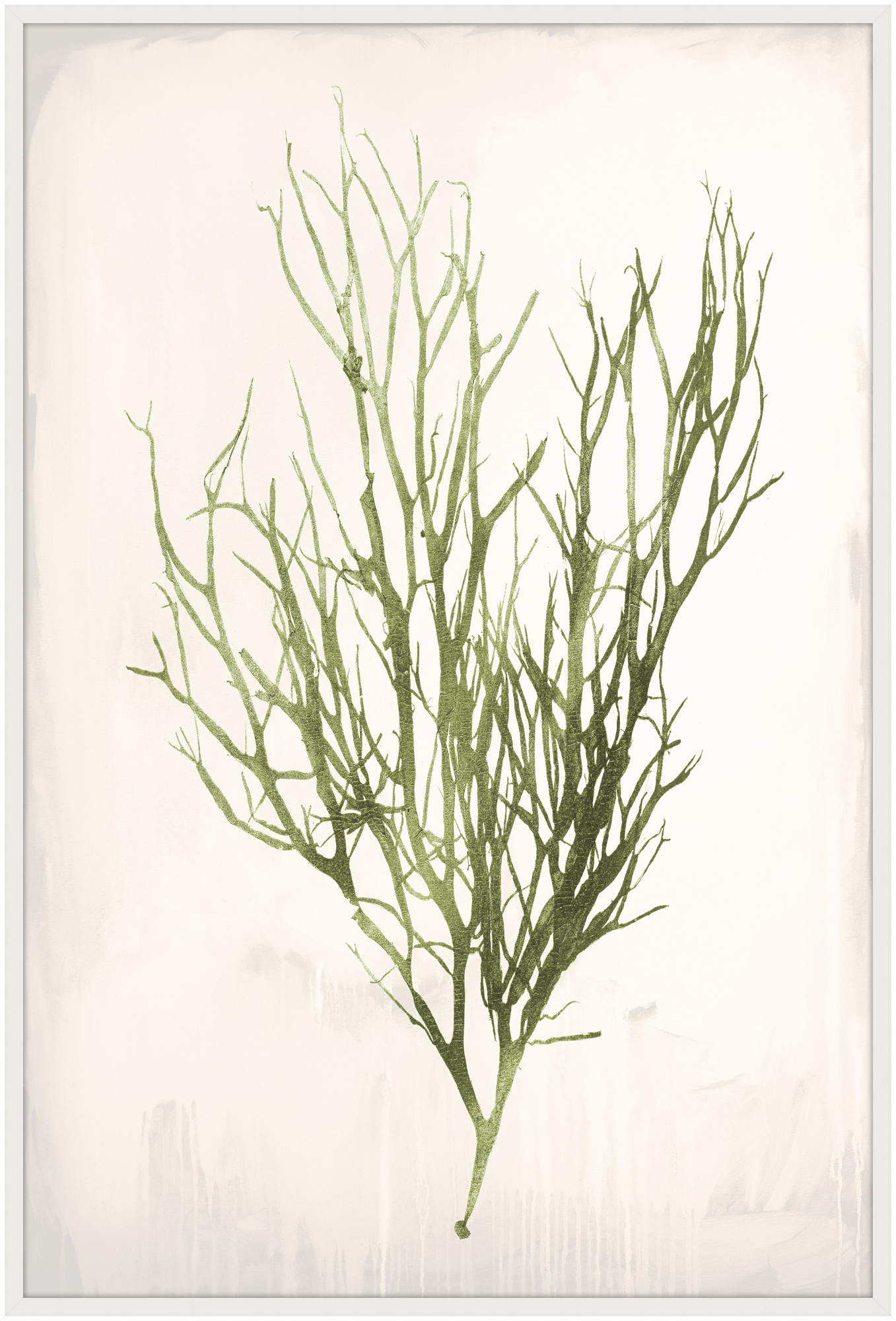 """Bradbury Sea Grass VI Green"""