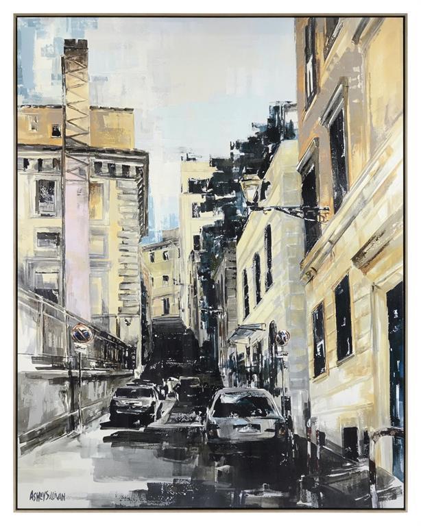 """City Street""-$1,675.00"