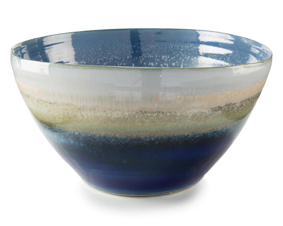 Blue/Cream Bowl