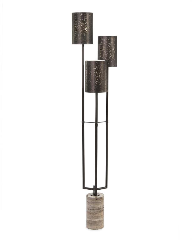 Dark Bronze Floor Lamp-$2,400.00