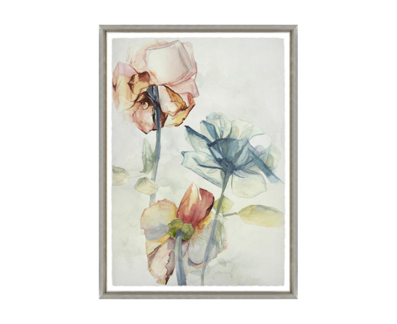 """""""Translucent Flowers III""""-$498.00"""