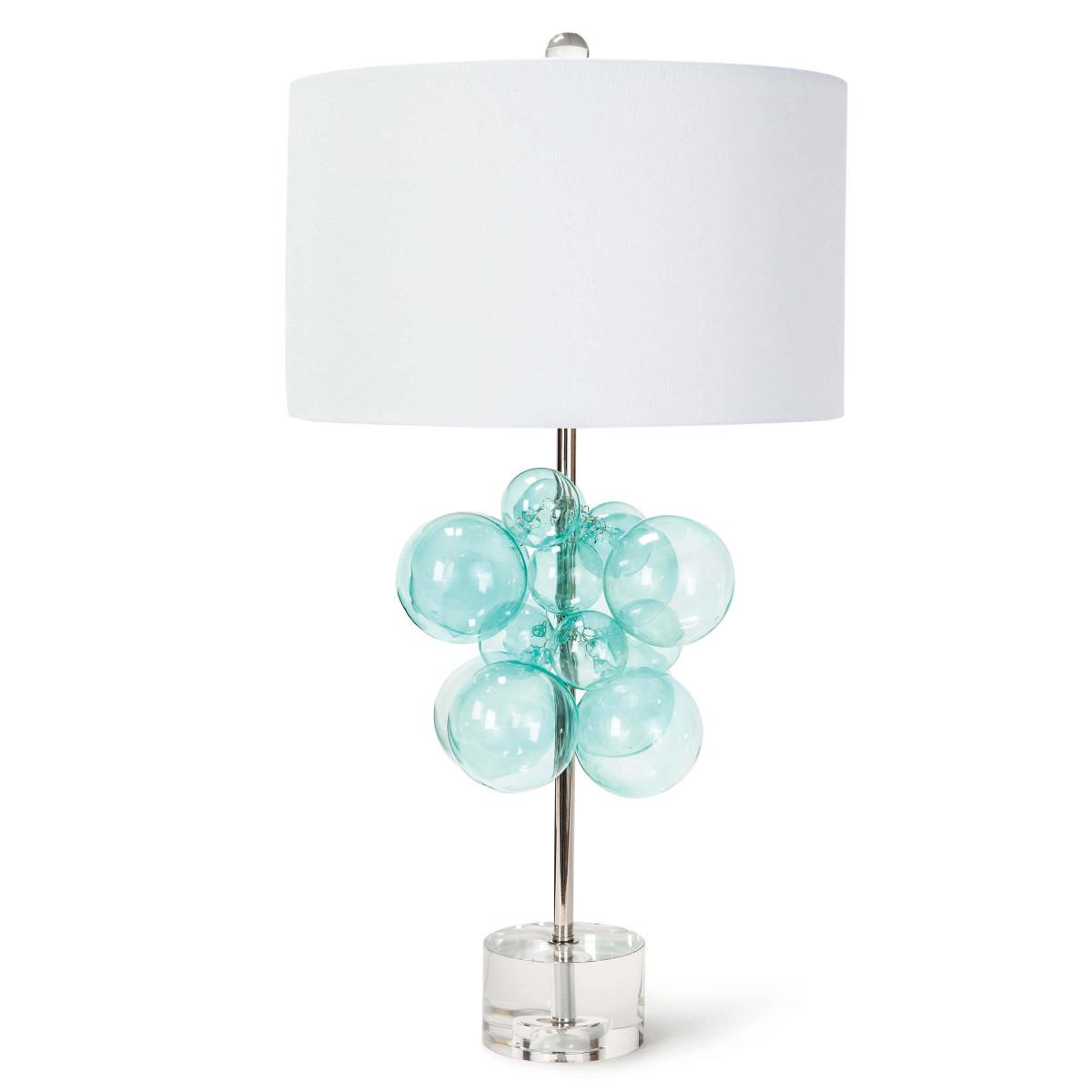 Aqua Balloons Lamp-$465.00