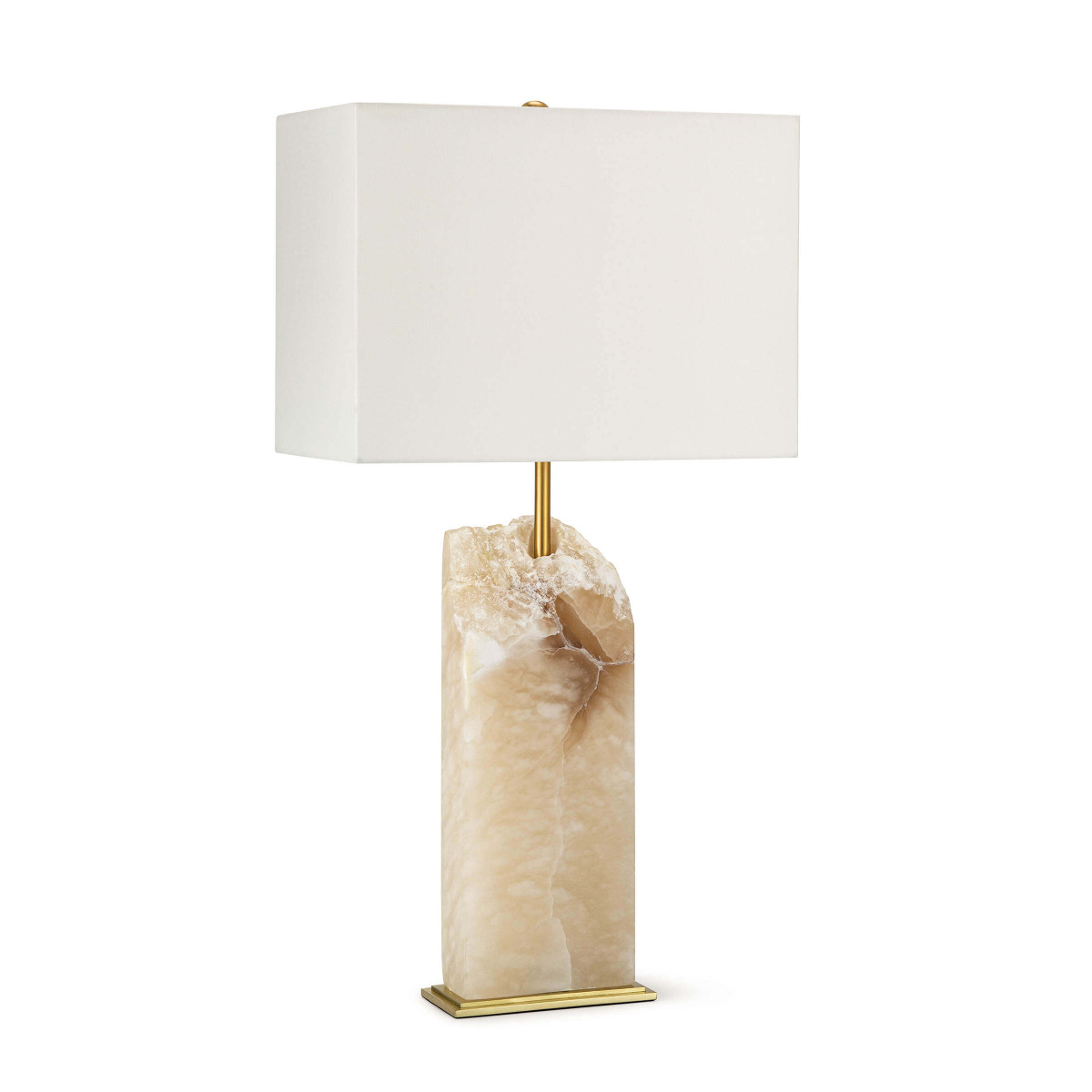 Selina Alabaster Table Lamp