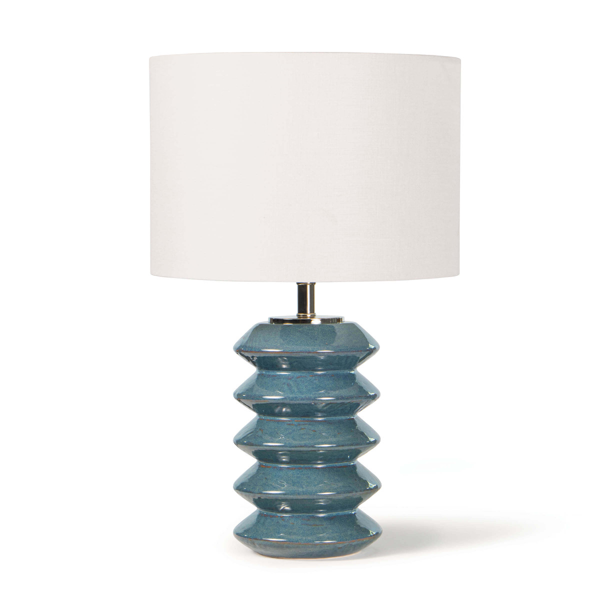 Stacked Ceramic Lamp