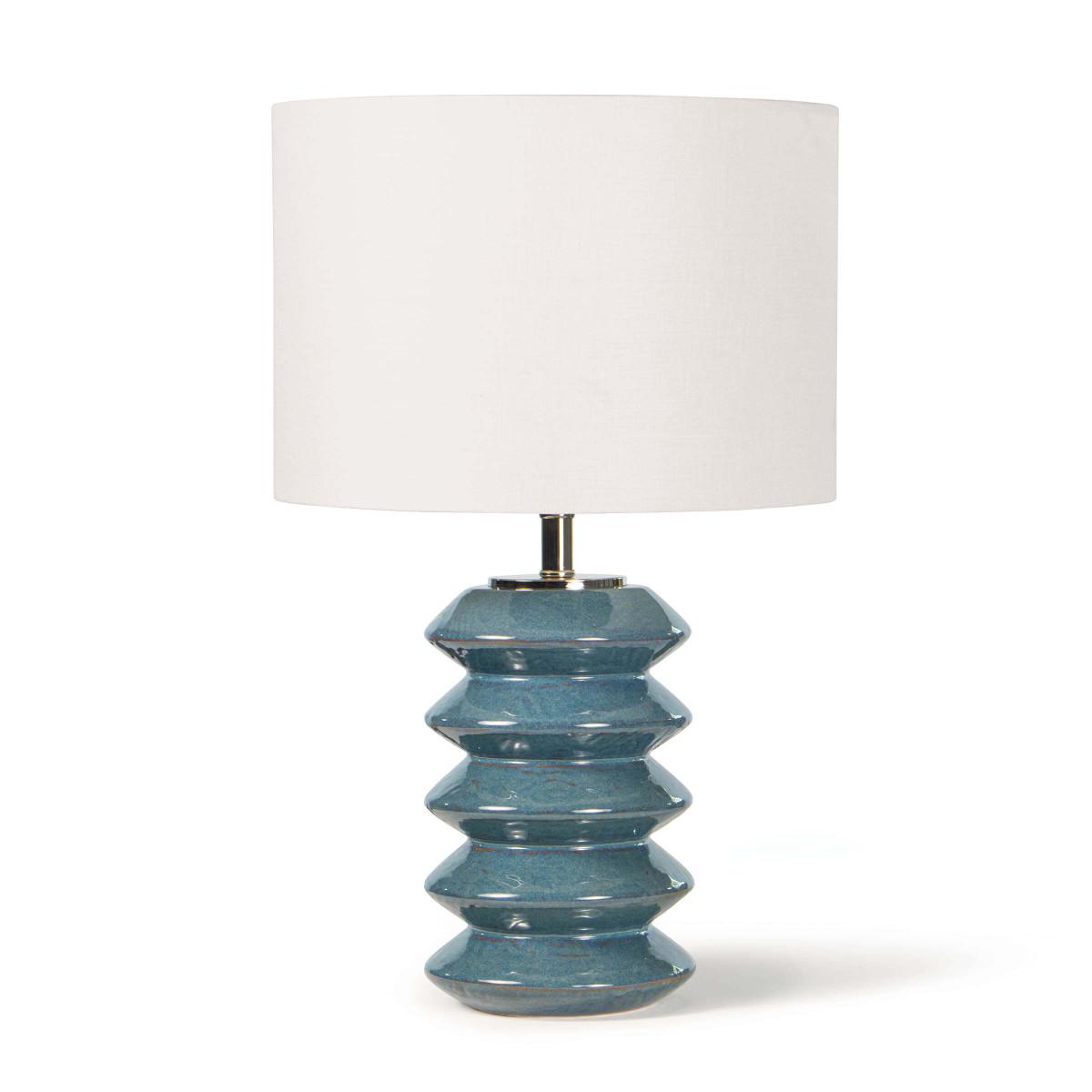 Stacked Ceramic Lamp-$265.00