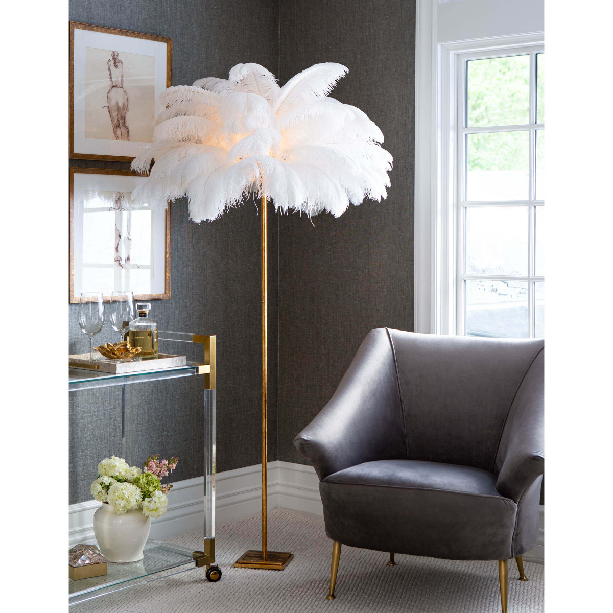 Lisa Floor Lamp-$1,345.00