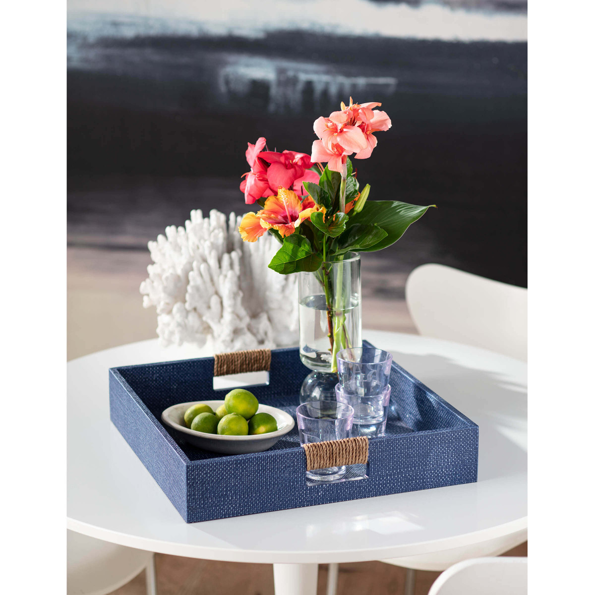 Logia Square Trays