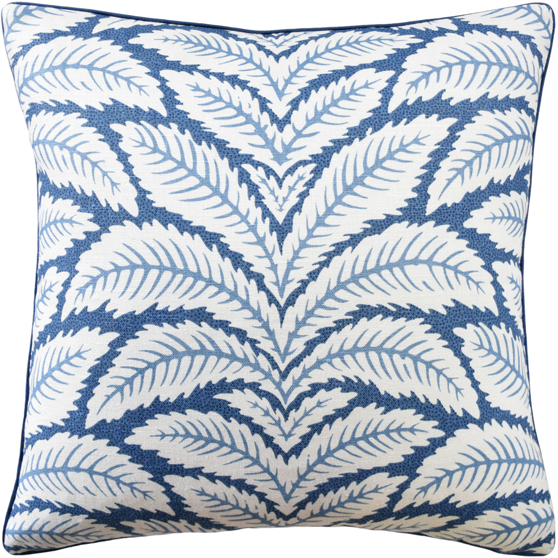 Talavera Indigo Pillow