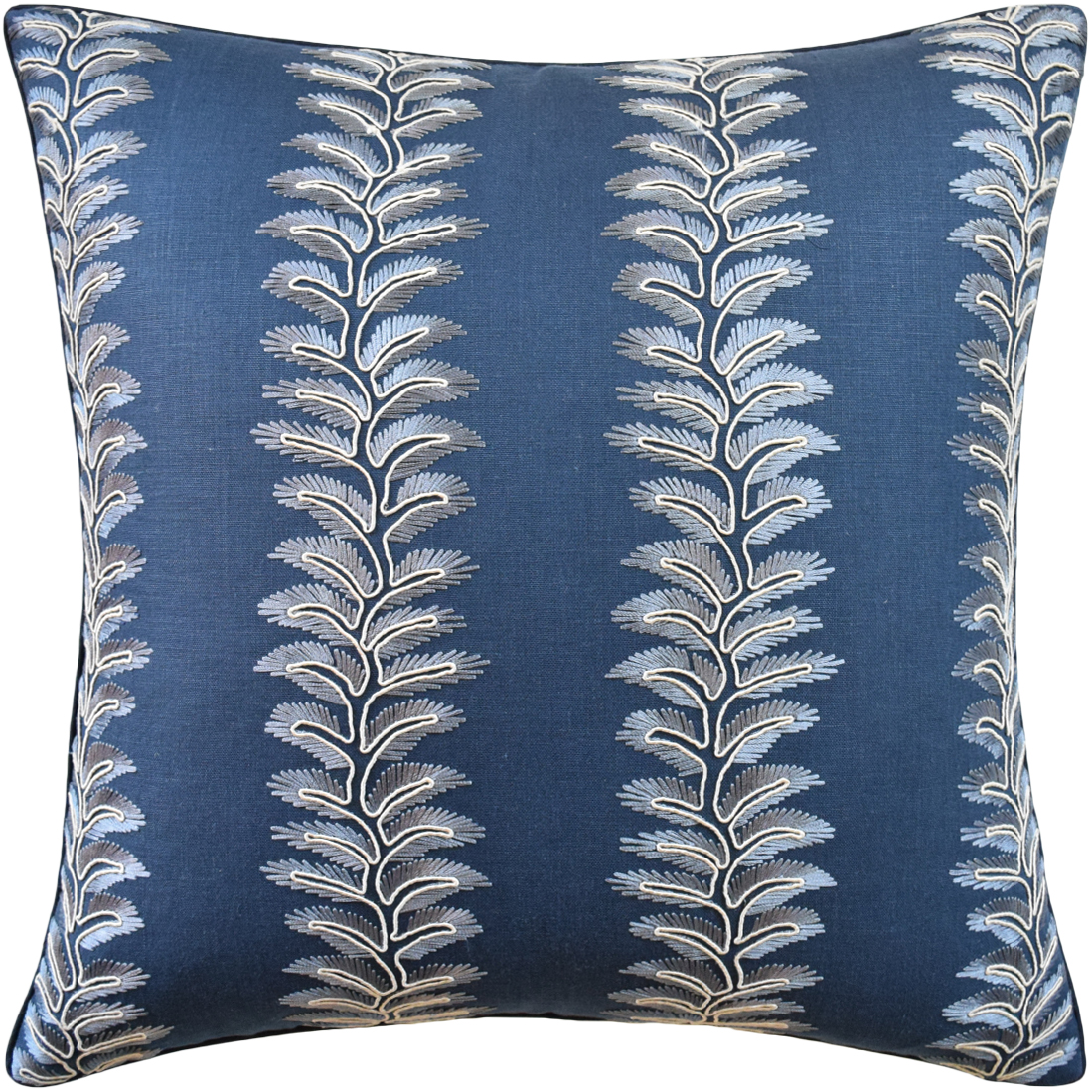 Bradbourne Indigo Pillow