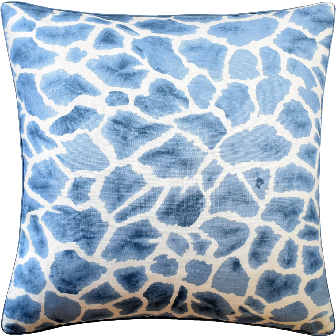 Makena Slate Blue Pillow
