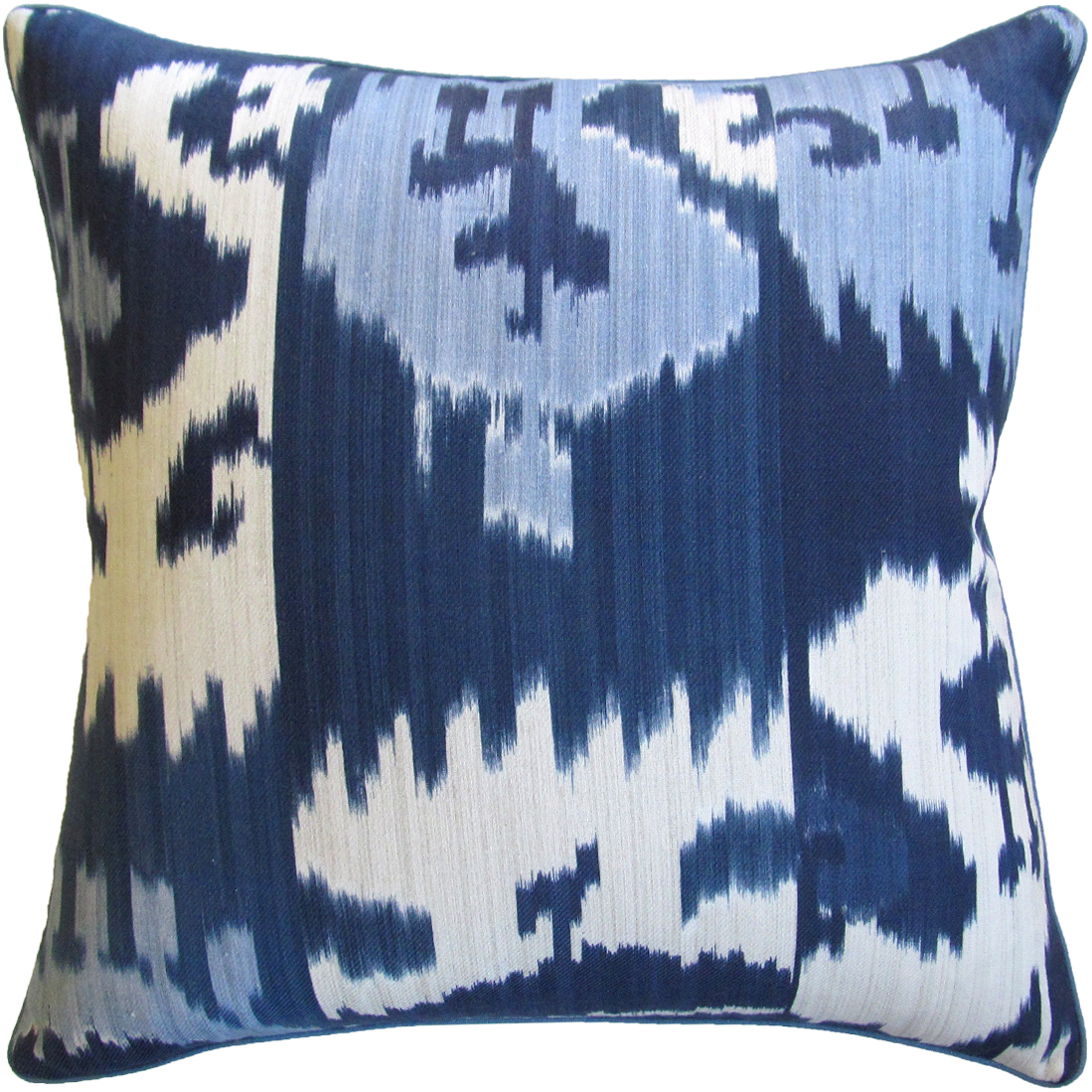 Harry Twill Blue Pillow