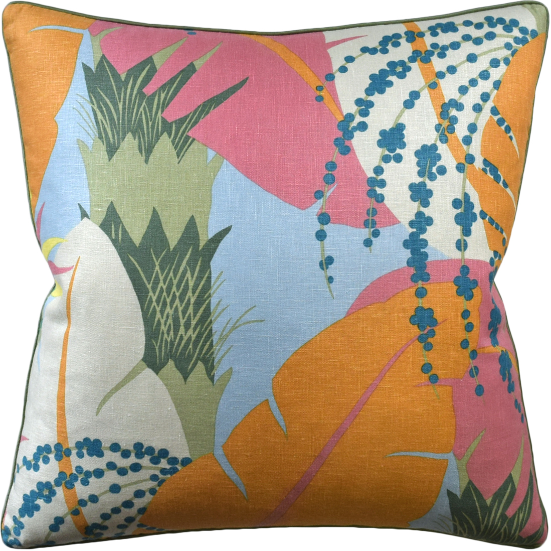 Ananas Tropical Pillow