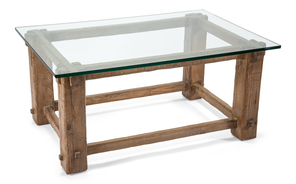 Beam Legs Coffee Table