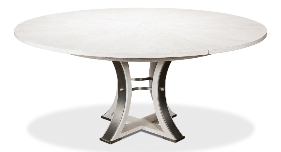 Round Expanding Dining Table-$6,698.00