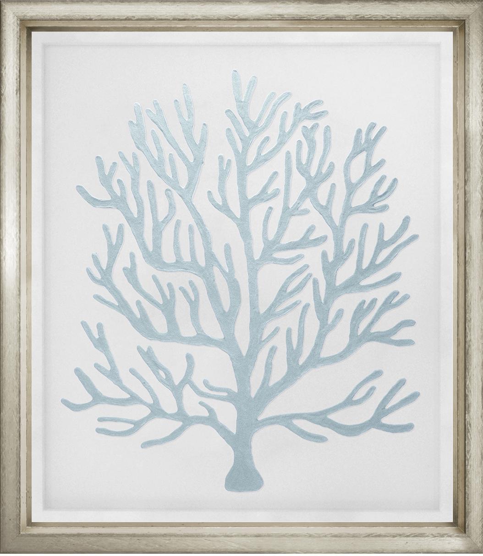 """Blue Velvet Corals 7""-$1,450.00"