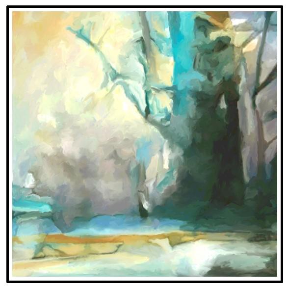 """Mystic"" by Bob Stedman-$1,100.00"
