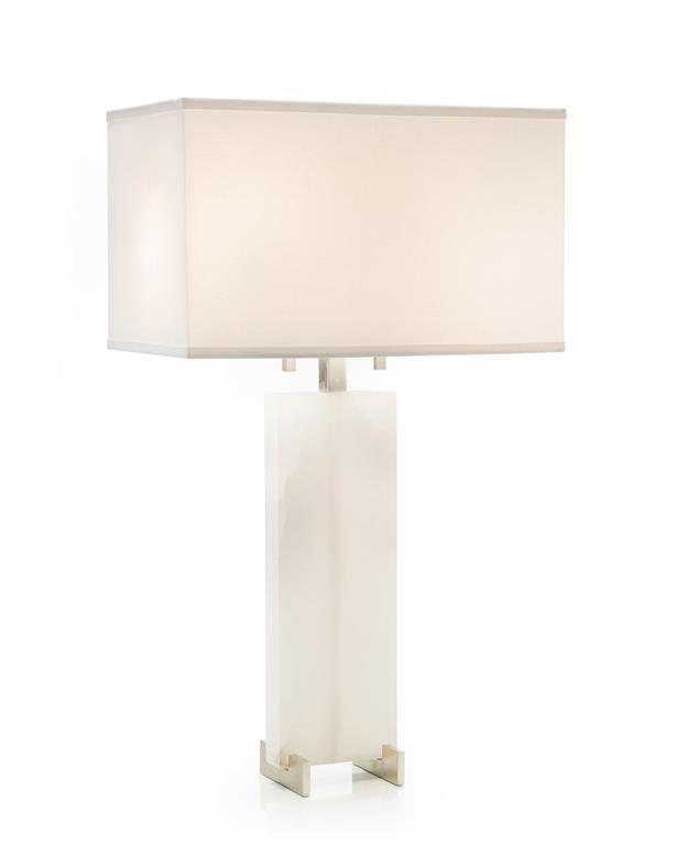 Alabaster Table Lamp-$995.00