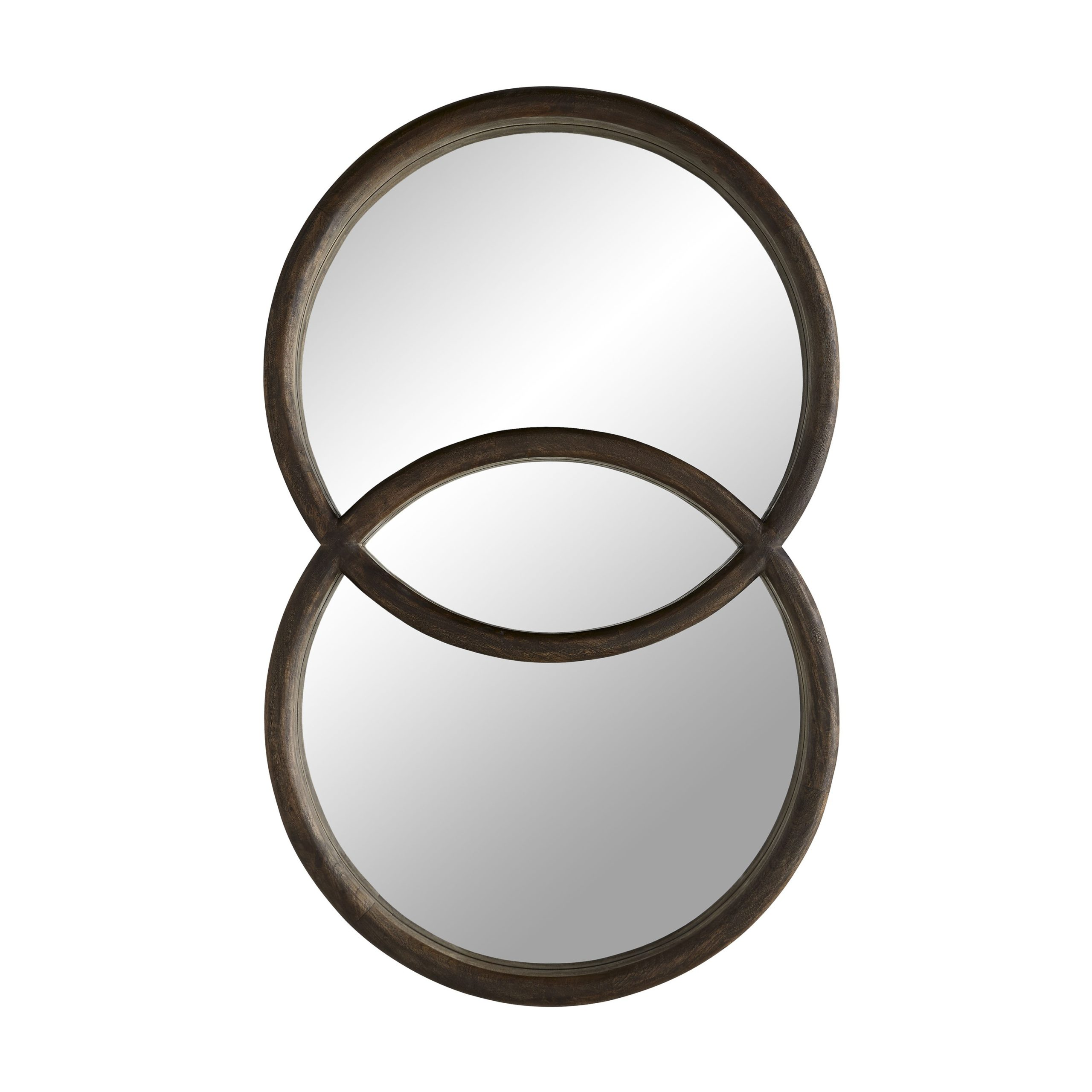 Dual Circle Mirror-$1,950.00