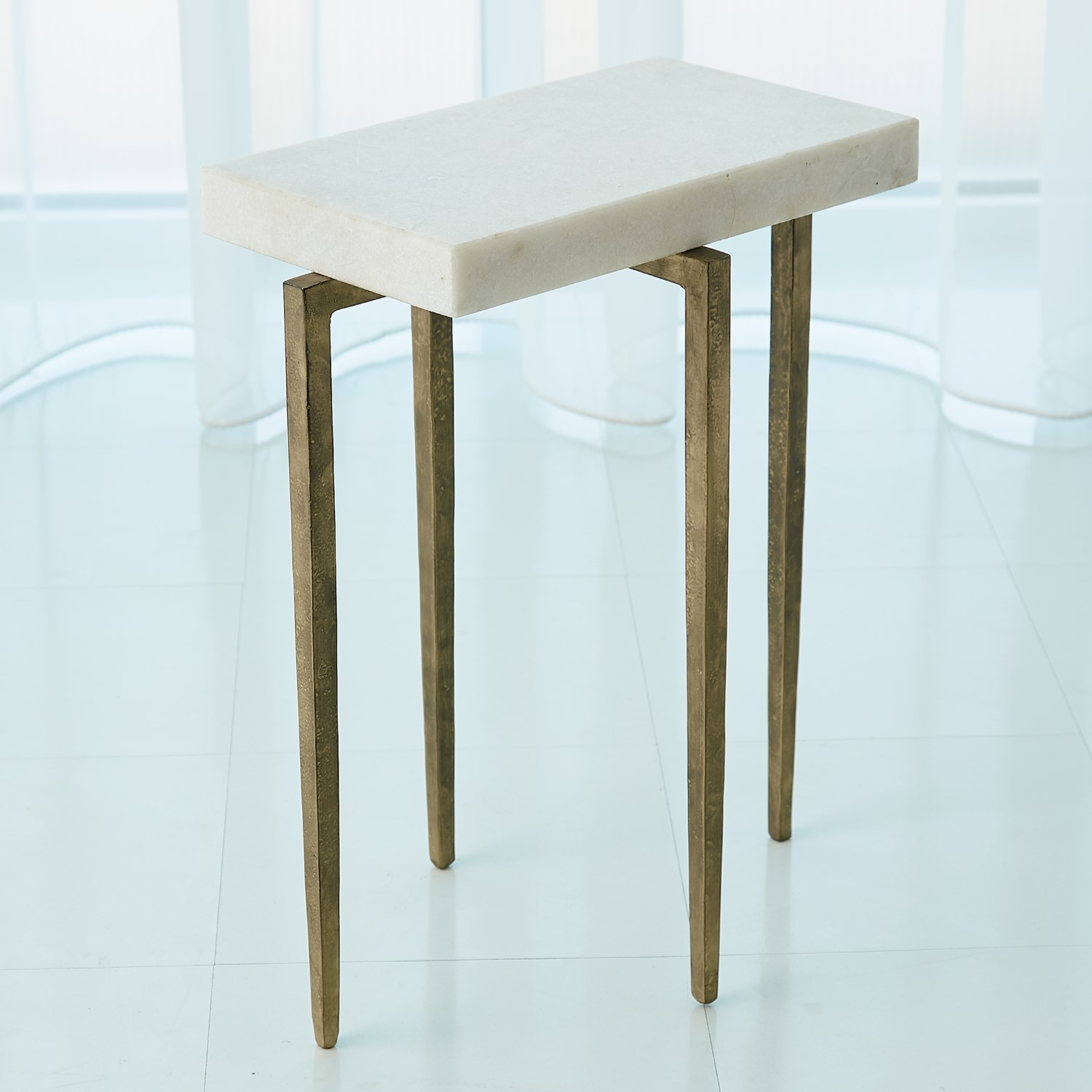 Forge Accent Tables