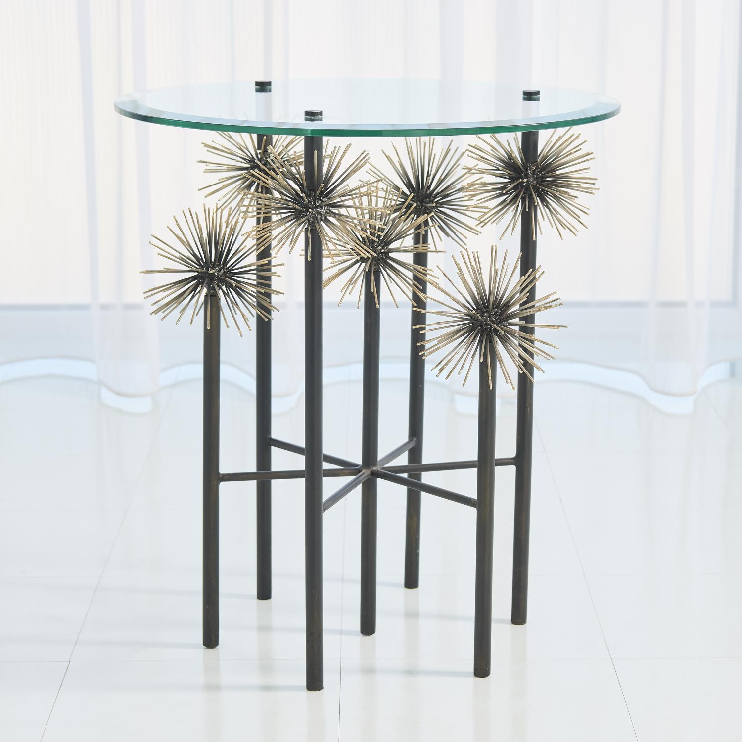 Sea Urchin End Table – $1,145.00