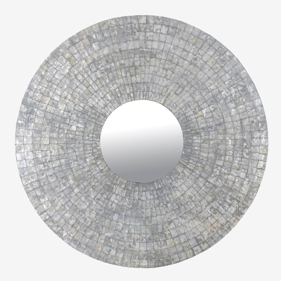 Capiz Shell Mirror-$456.00