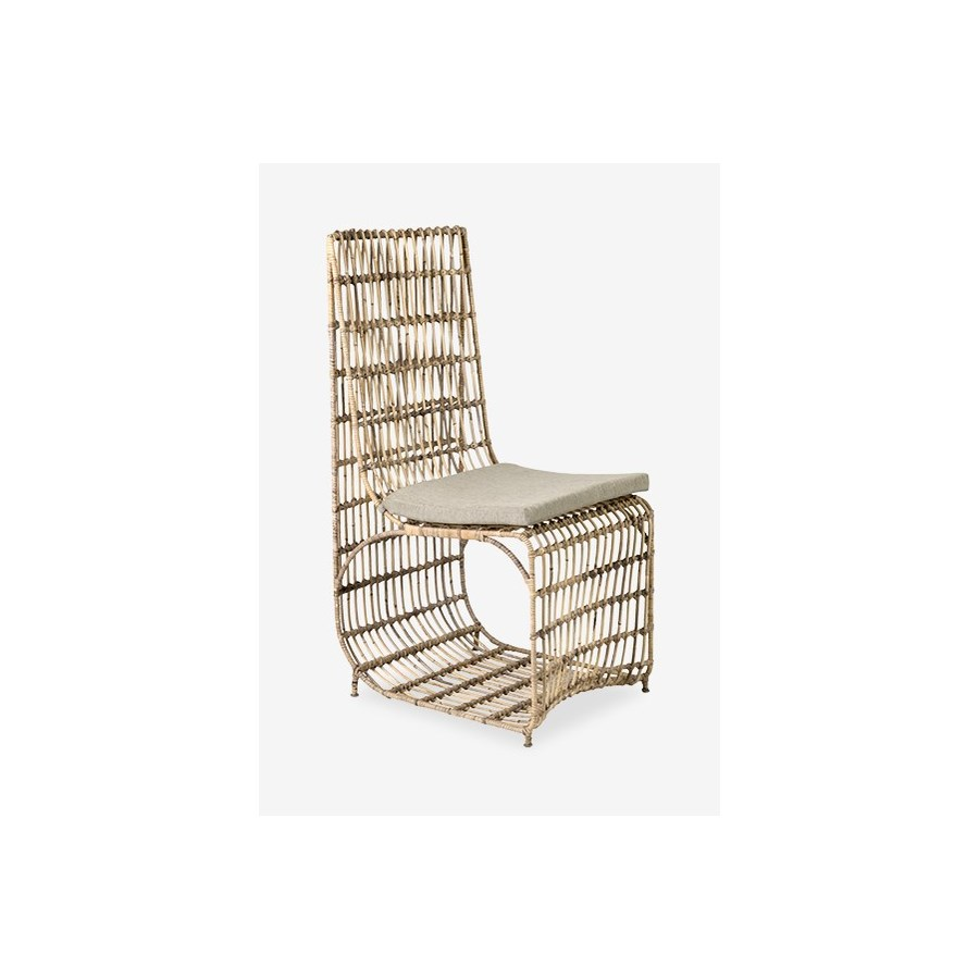 Rattan Dining Chair-$498.00