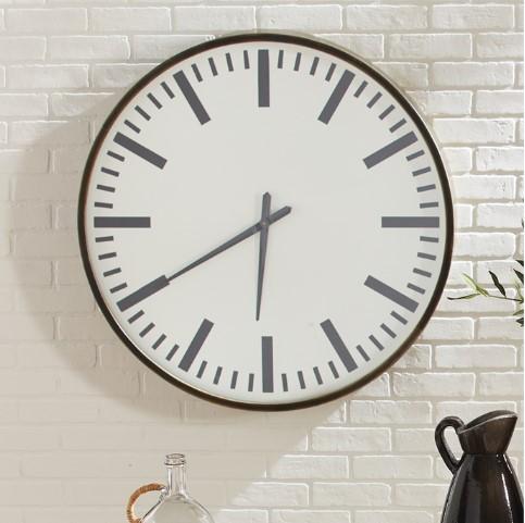 State Street Wall Clock-$325.00