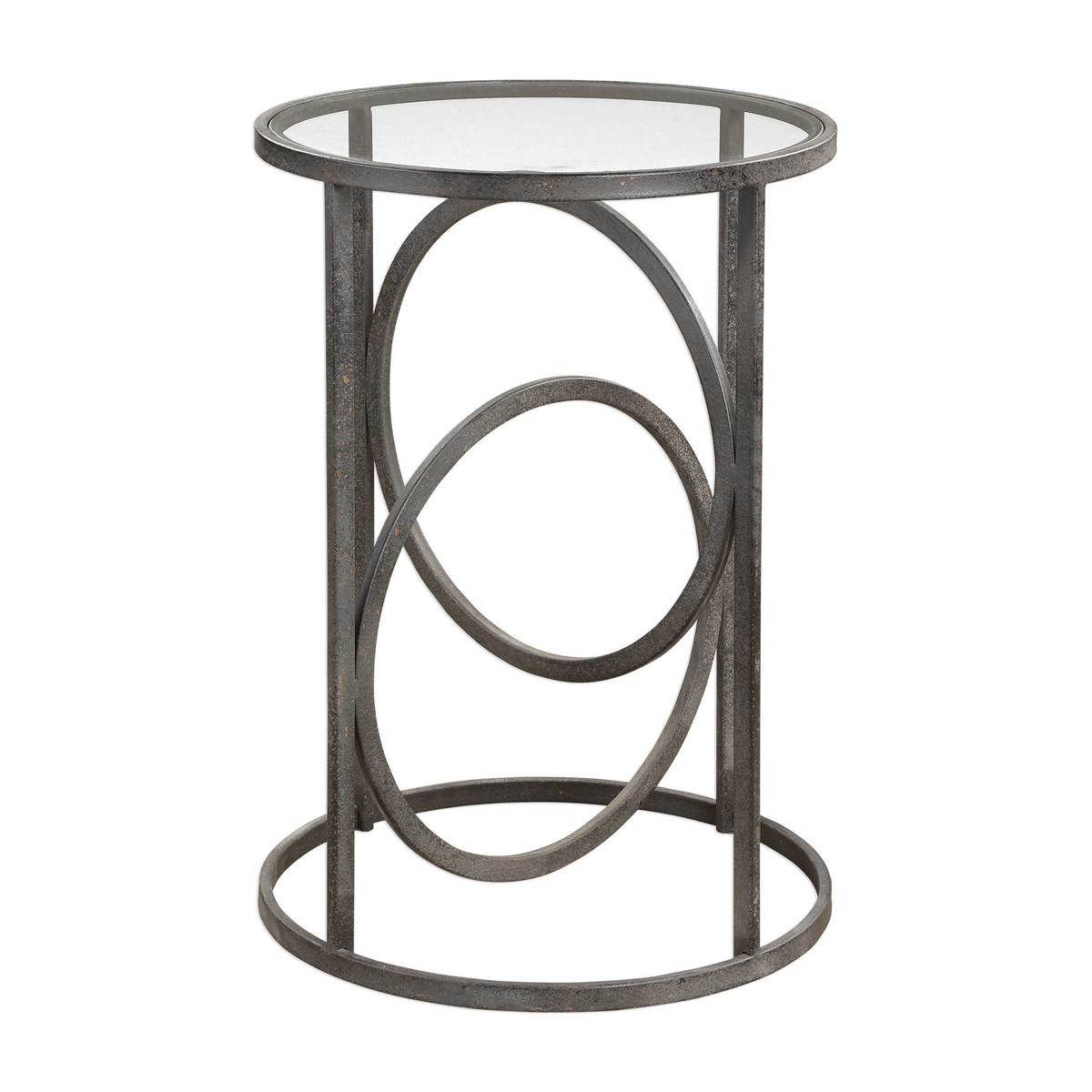 Circles Accent Table-$345.00