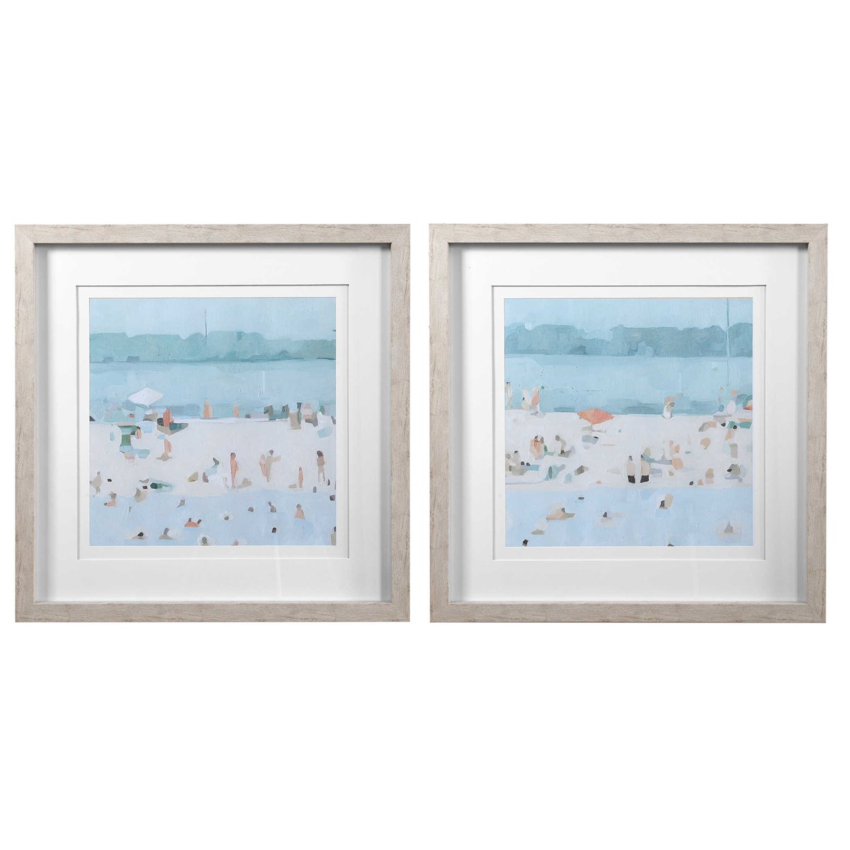On the Sandbar I and II-$198.00 ea.