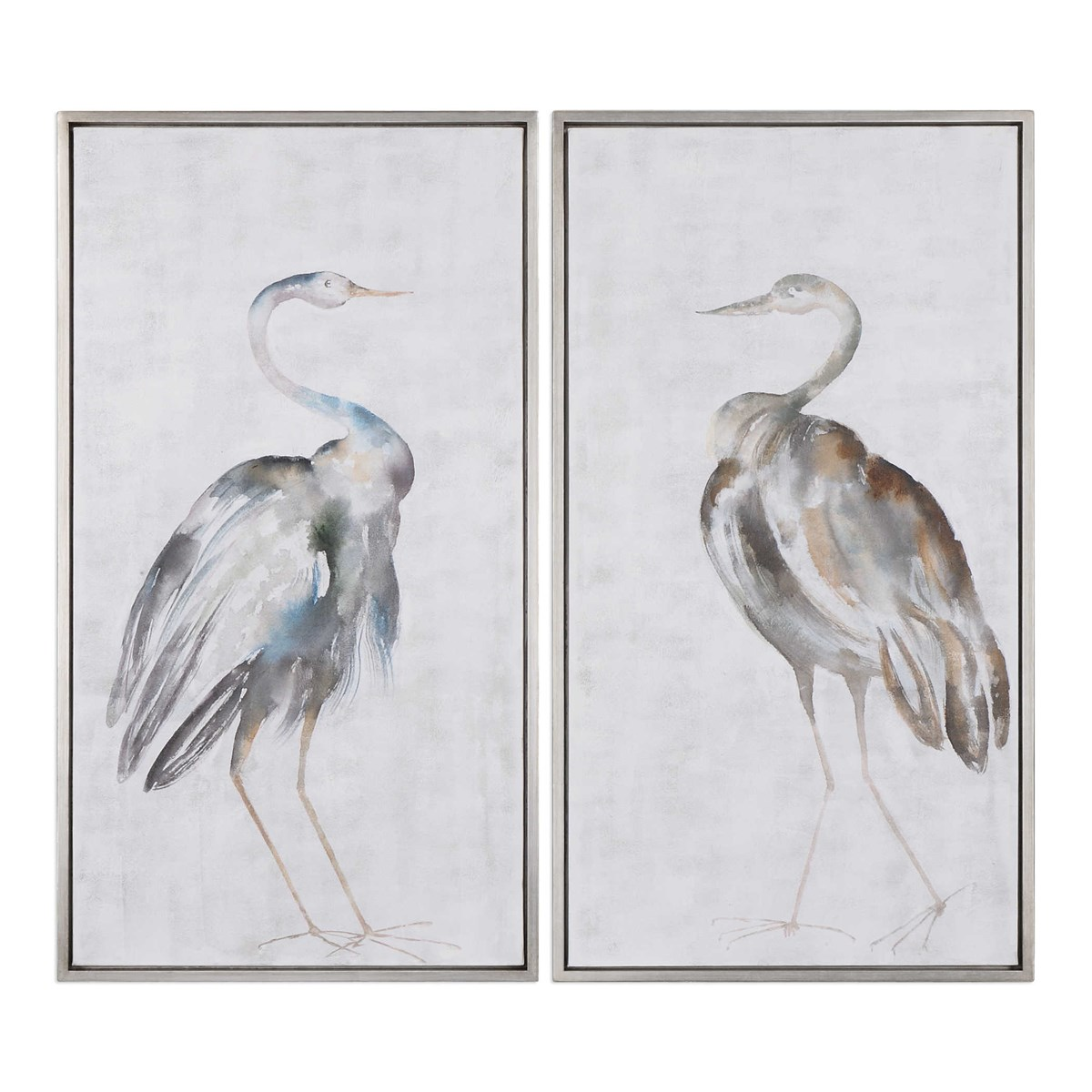 Watchful Bird I and II-$198.00 ea.