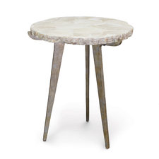 Fossilized Clam Table-$1,158.00