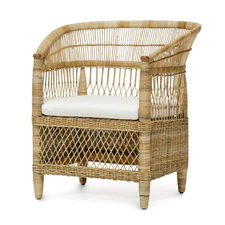 Rattan Occasional Chair-$1,598.00
