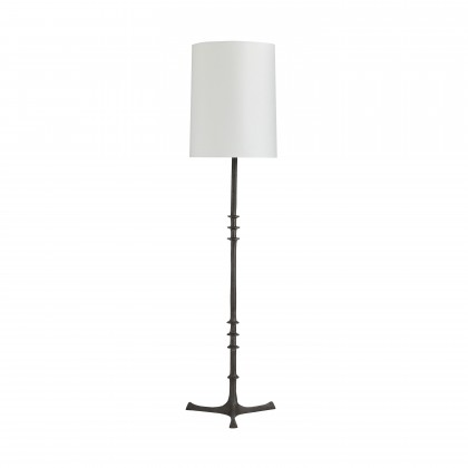 Black Spindle Floor Lamp-$1,425.00