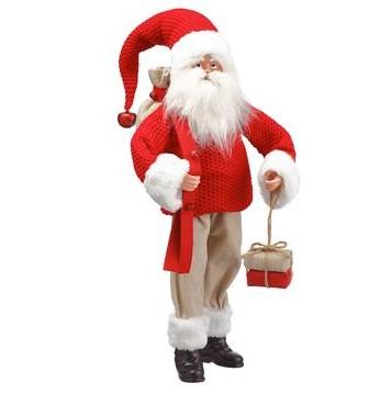 Santa Carrying Gifts-$98.00