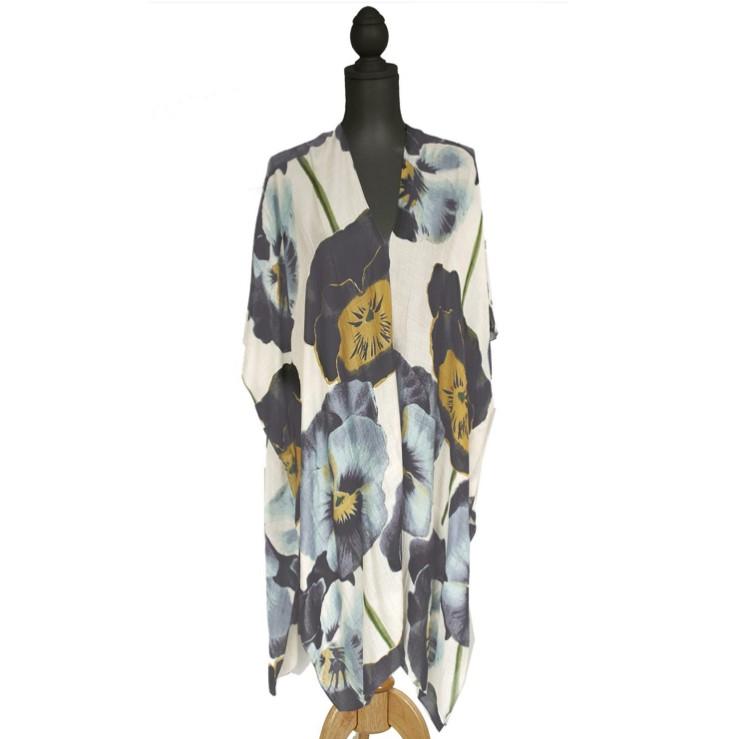 Pansy Kimonos-$112.00