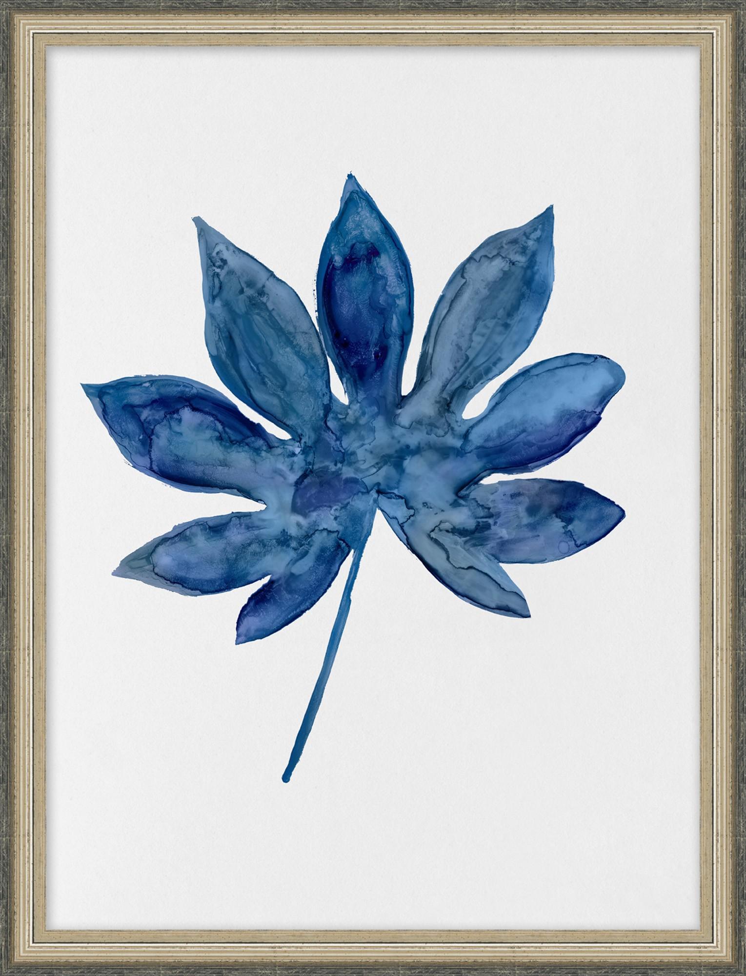 """""""Blue Frond V""""-$225.00"""