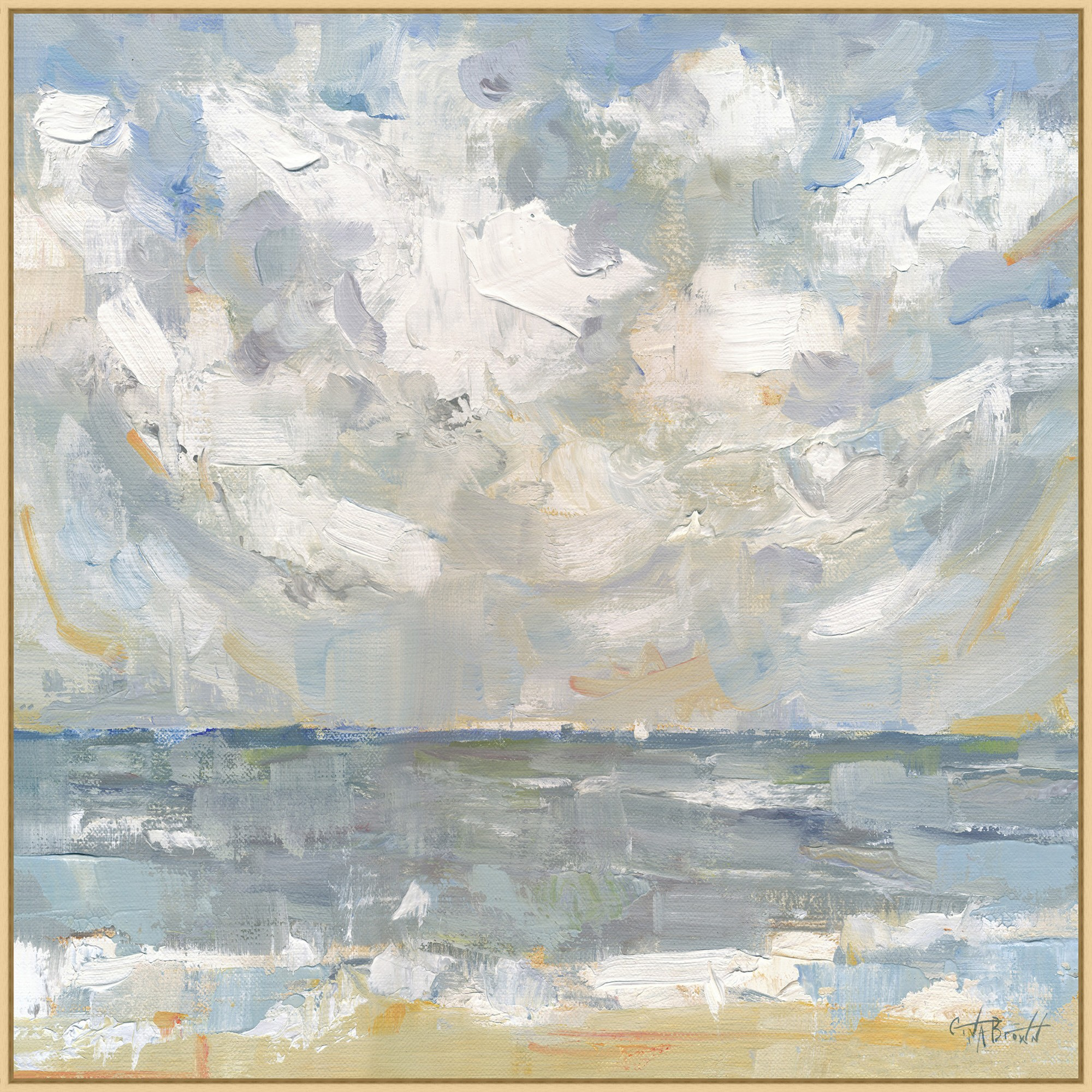 """The Blue Sea""-$498.00"
