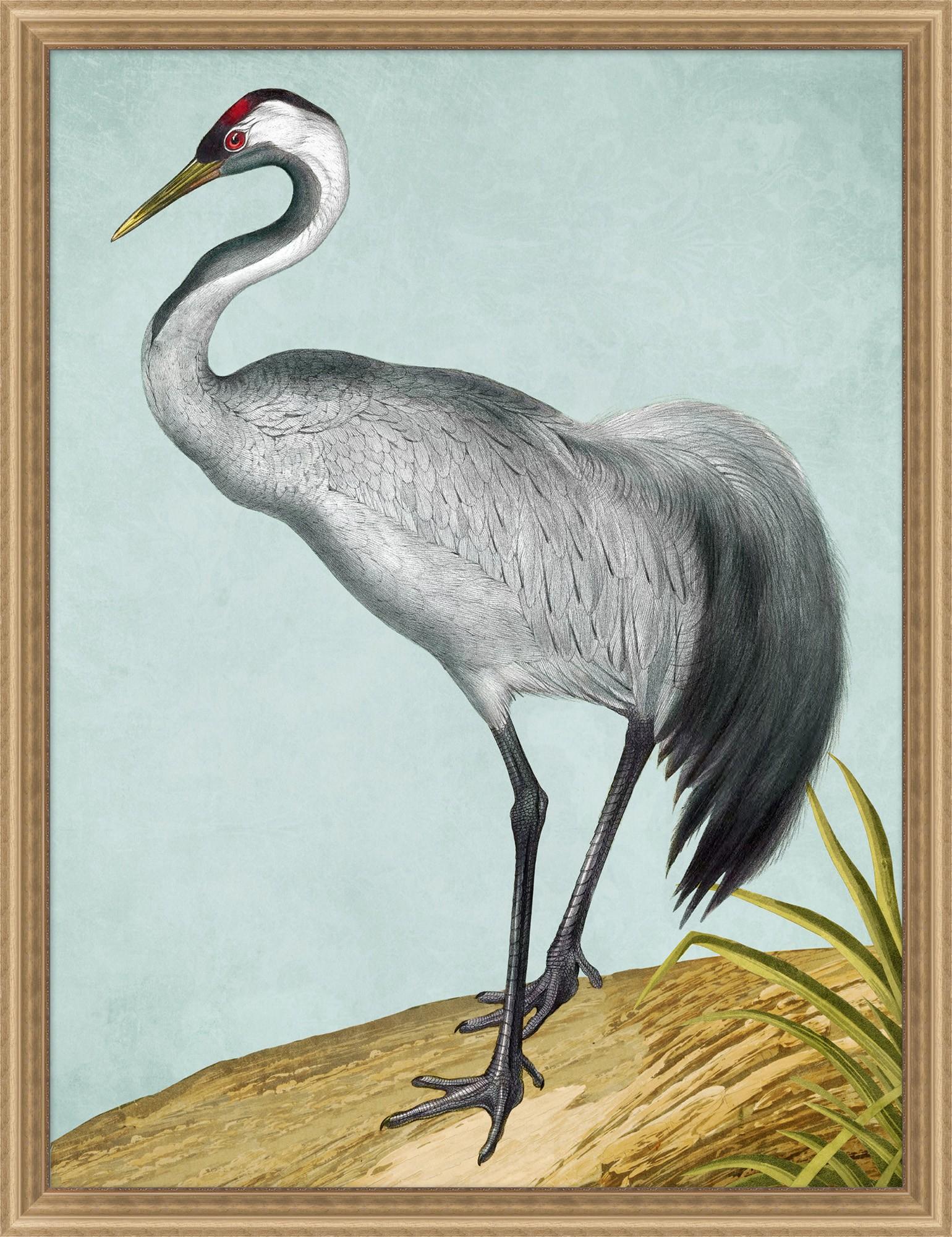 """Whooping Crane""-$670.00"